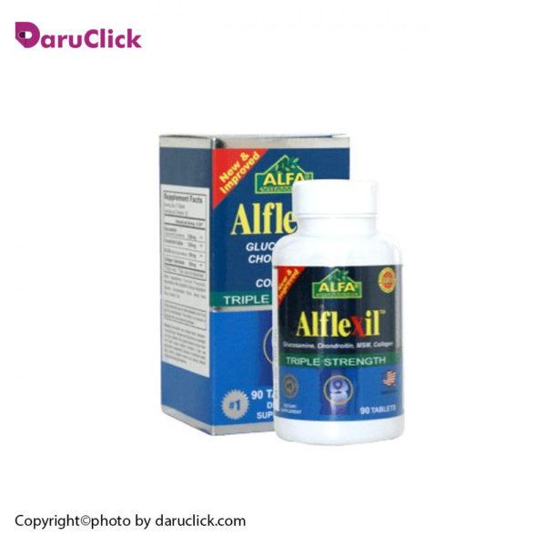 آلفلکسیل ۶۰ عددی آلفا ویتامین
