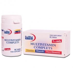 قرص ویتافیت مولتی ویتامین کامپلیت یوروویتال