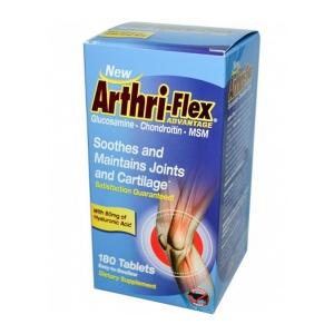 آرتری فلکس (گلوکزامین کندروئیتین پلاس)بهبود عملکرد مفاصل و جلوگیری از تخریب آن ها