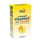 کپسول ویتامین C + زینک (۱۰ میلی گرم) یوروویتال