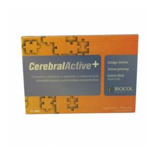 سربرال اکتیو بایوکل- تقویت حافظه و افزایش تمرکز - کمک به بهبود عملکرد مغز