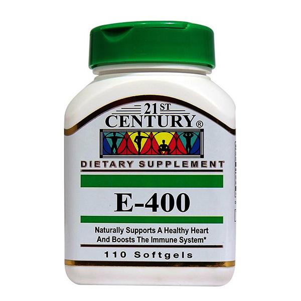 قرص ویتامین ای 400 21 سنتری