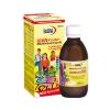 شربت کیندر مولتی ویتامین یوروویتال-حاوی ۱۱ ویتامین ضروری و ریز مغذی روی-ویتامین ها اجزاء اصلی تشکیل دهنده رژیم غذایی روزانه را تشکیل می دهد-افزایش قدرت سیستم ایمنی بدن در نوزادان