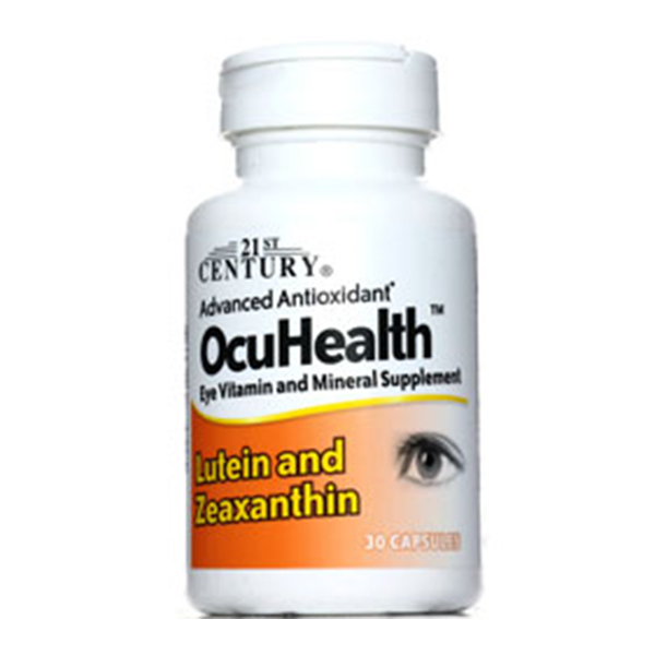 آکیو هلث-تامین ویتامین و املاح مورد نیاز جهت سلامت عملکرد چشم