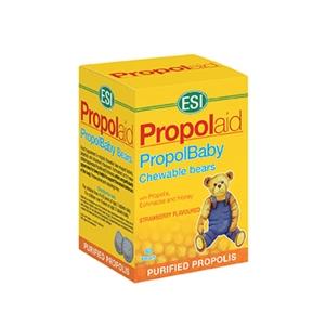 قرص پروپولید پروپول بیبی ای اس آی-پروپولس باعث ايجاد خاصيت ضد میكروبي-تقويت سيستم ايمني بدن
