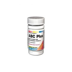 Natural World ABC Plus Tablets