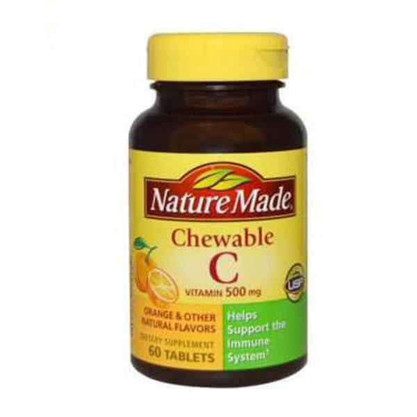 ویتامین c نچرال مید