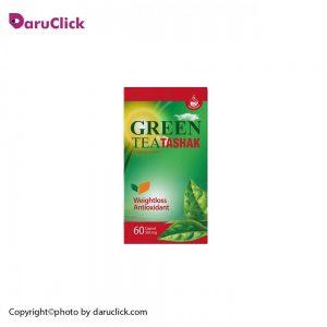 چای سبز تاشک