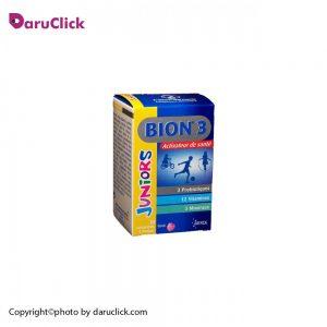 قرص بایون ۳ مولتی ویتامین کودکان مرک