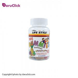 پاستیل مولتی ویتامین کودکان