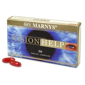 کپسول ویژن هلپ مارنیز - تقویت بینایی - جلوگیری و پیشگیری از آب مروارید