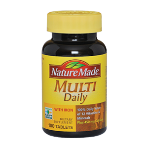 Nature Made Multi Daily Tab