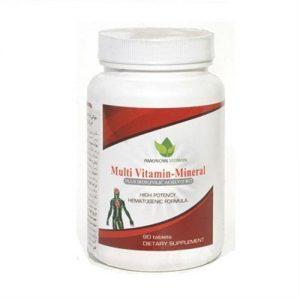 American Vitamin Multi Vitamin-Mineral Tabs
