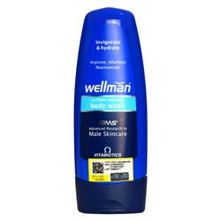 شامپو بدن ول من - پاک کننده کامل آلودگی ها از سطح پوست - رطوبت رسان 24 ساعته - آبرسان پوست