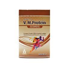 ساشه وی.ام.پروتئین ایران دارو