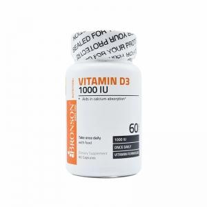 کپسول ویتامین D3 برانسون