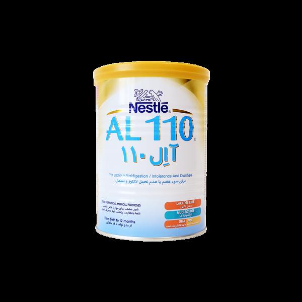 شیر خشک آ اِل 110 نستله-مناسب نوزادان از بدو تولد تا 12 ماهگی-