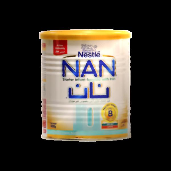 شیر خشک نان 1 نستله-مناسب نوزادان 0 تا 6 ماه
