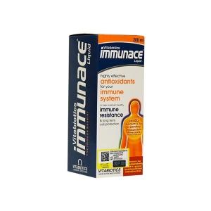 شربت ایمیونس ویتابیوتیکس - افزایش مقاومت بدن در برابر عفونت ها