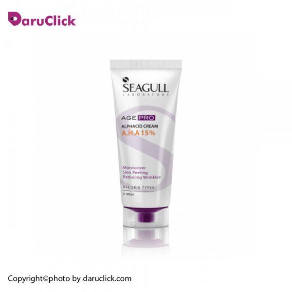 Seagull Alphacid cream AHA %15