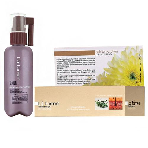شامپو ماینوکسی موهای معمولی و نازک لافارر | Lafarrerr Minoxl Classic Therapy Shampoo