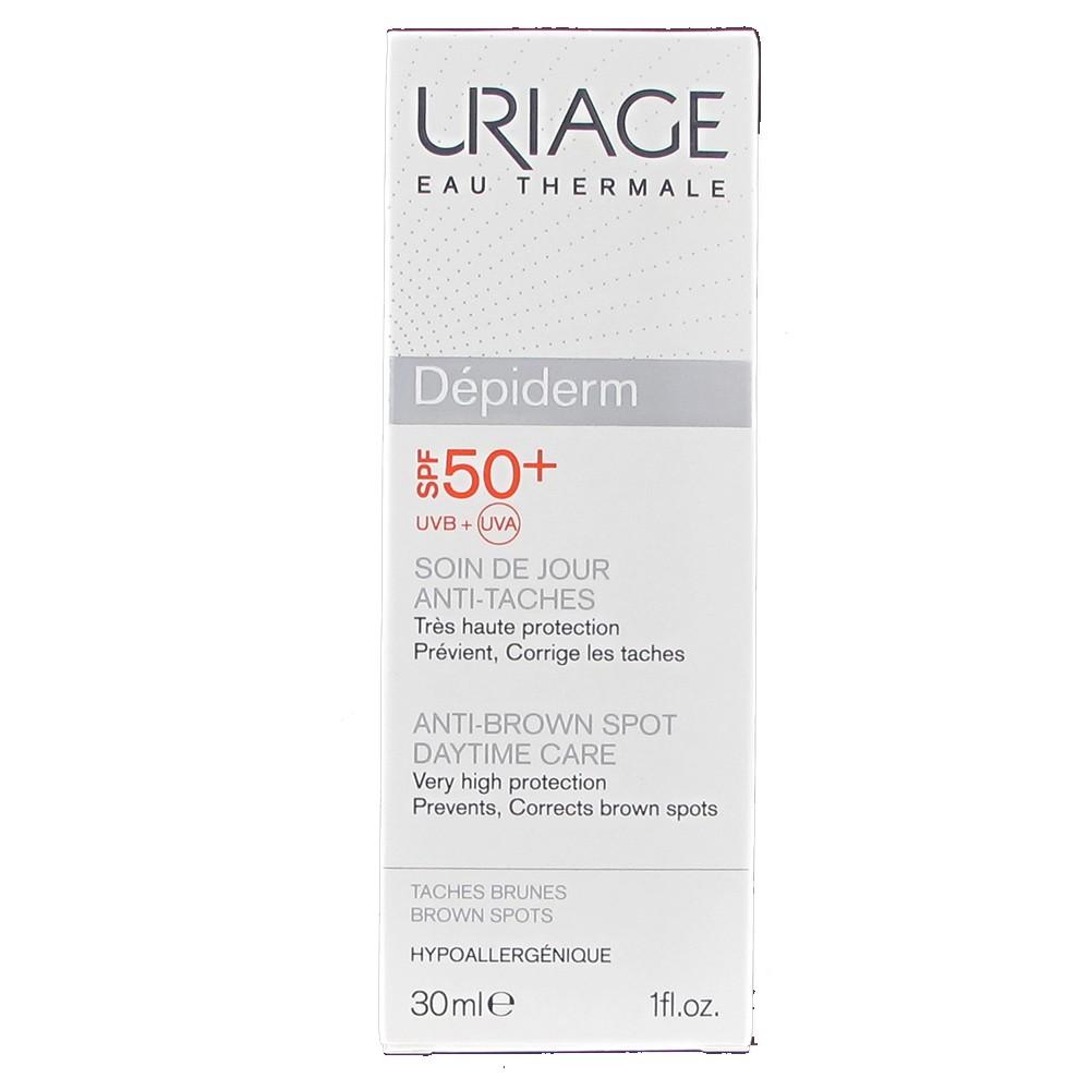کرم ضد آفتاب دپیدرم SPF50 اوریاژ - ضد لک و از بین برنده لک های صورت