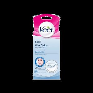 نوار موبر صورت پوست های حساس ویت -راه حلی مناسب برای رهایی از موهای زاید صورت