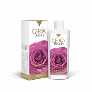 شامپو محافظ رنگ مو سریتا -تثبیت و ماندگاری بیشتر رنگ مو- افزایش درخشندگی - حالت پذیری-تقویت ساقه مو