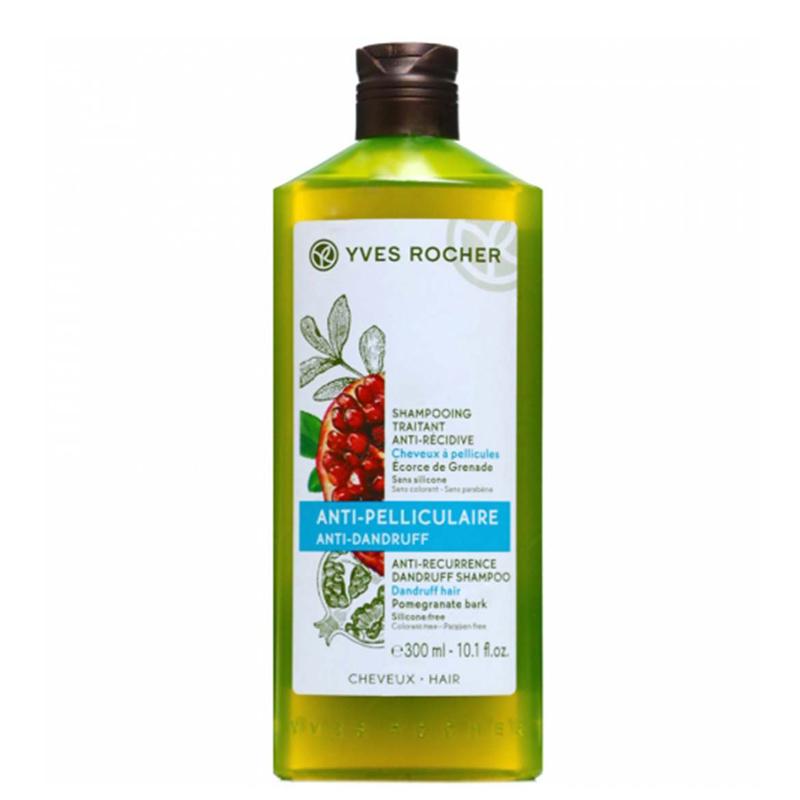 شامپو ضدشوره ایوروشه - لایه برداری خفیف پوست سر-افزایش جریان خون در ریشه مو