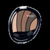 سايه چشم شماره 06 دبورا سري Smokey Eye-بافت پودری و ابریشمی -دارای رنگ بندی متناسب با رنگ چشم- ایجاد سایه تیره و روشن