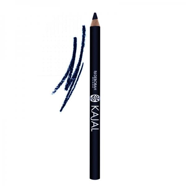 مداد چشم kajal دبورا-بافت نرم -دارای رنگدانه های قوی -مناسب برای داخل چشم -تایید شده توسط متخصصین چشم