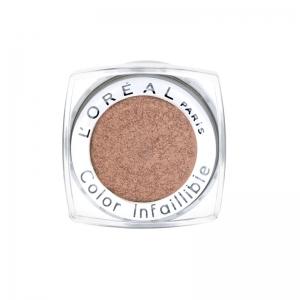 سایه چشم تک رنگ Infallible لورال-دارای رنگ های قوی-ماندگاری 24 ساعته- بافتی بسیار نرم و سبک