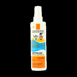 اسپری ضدآفتاب SPF25 کودکان لاراش پوزای - جلوگیری از آفتاب سوختگی و ایجاد لک