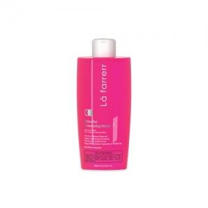 محلول پاک کننده آرایش و صورت 1 لافارر - مناسب پوست های چرب و معمولی