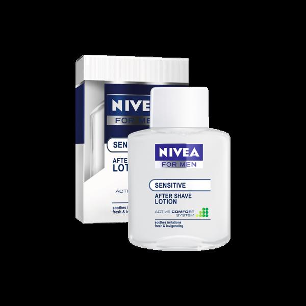لوسیون پس از اصلاح نیوآ مدل سنستیو-مناسب پوست های حساس -ضد سوزش و التهاب