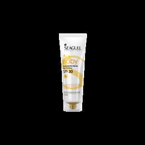 کرم ضد آفتاب کودکان SPF30 سی گل -نرم کننده و مرطوب کننده پوست