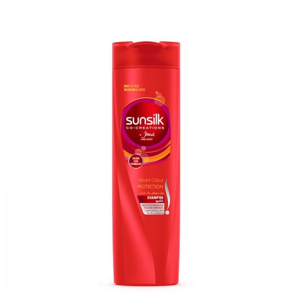شامپو موهای رنگ شده سان سيلک - کمک به حفظ طراوت و درخشش رنگ ها