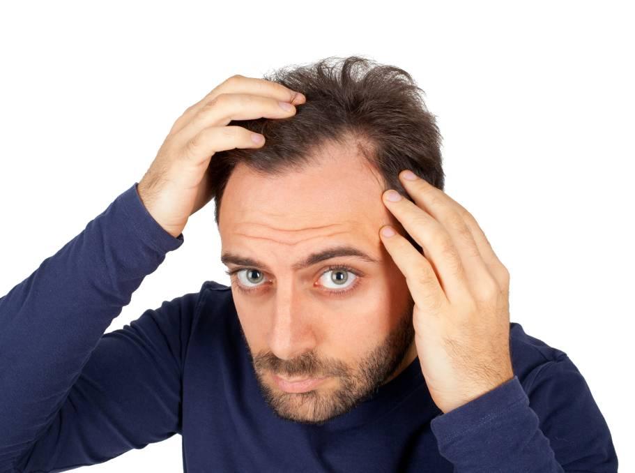 درمان ریزش مو و تقویت ساقه ی مو