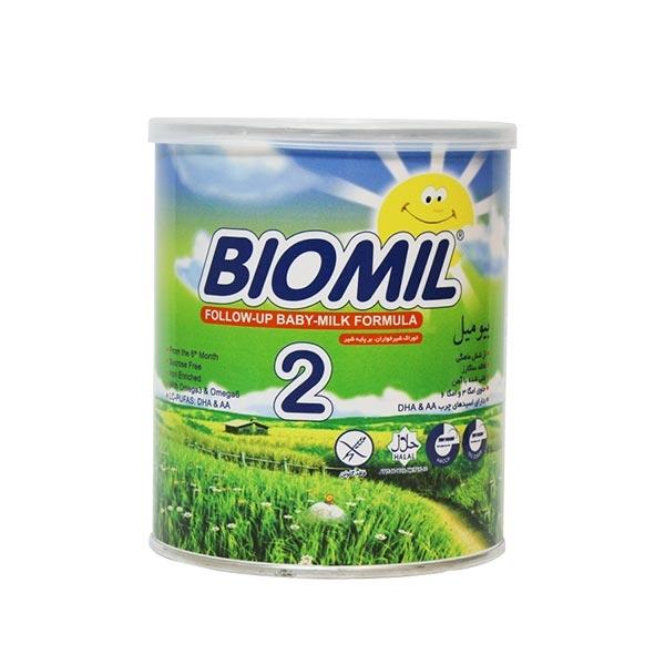 شیر خشک بیومیل پلاس 2 فاسبل - مناسب شیرخواران 6 تا 12 ماه