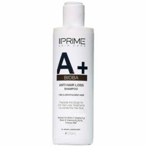 شامپو تقویت کننده و ضد ریزش مو +A پریم
