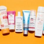 ضد آفتاب مناسب با پوست صورت