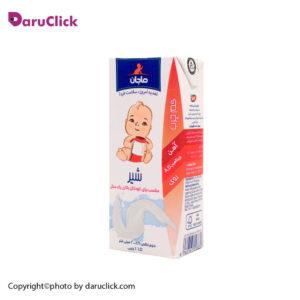 شیر ارگانیک مخصوص خردسالان کم چرب ماجان