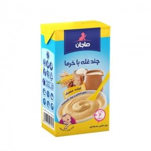 غذای کودک چند غله با خرما ماجان