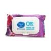 دستمال مرطوب پاک کننده آرایش Q10 میوه ای دافی