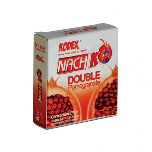 کاندوم تنگ کننده Double Pomegrante ناچ کدکس