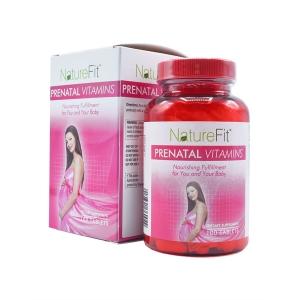 قرص پریناتال ویتامینز نیچرفیت