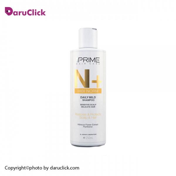 شامپو ملایم روزانه مناسب پوست سر حساس و موهای نازک پریم