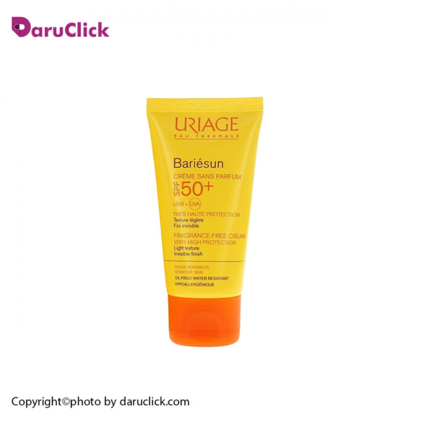 کرم ضد آفتاب بری سان بدون رنگ SPF50 اوریاژ
