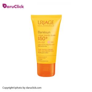 کرم ضد آفتاب بری سان رنگی SPF50 اوریاژ