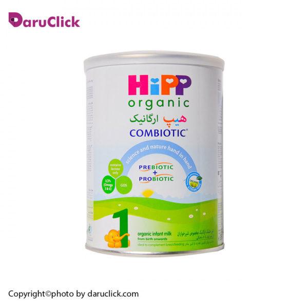 شیر خشک ارگانیک مخصوص شیرخواران از بدو تولد تا 6 ماهگی کمبیوتیک هیپ